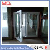 Окно наклона и поворота подкраской PVC стеклянное