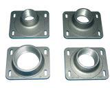 Het Metaal dat van het aluminium de deel-Hoge precisie-Metaal Vervaardiging van het Blad stempelt