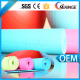 Het nieuwste Etiket van de Douane van de Mat van de Yoga van de Gymnastiek met Concurrerende Prijs