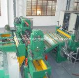 Feuille de bobine de silicium de bonne qualité fendant la ligne de découpage machine