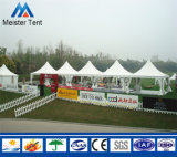 8X8m, 10X10m, forme carrée, Beach Party Event Pagoda Tent