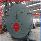 Industrielles Wns7-1.0MPa horizontales Gas und ölbefeuerter Warmwasserspeicher