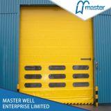 電気産業自動PVCによってスタックされる高速ドアを畳みなさい
