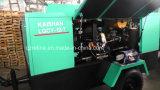 De Compressor van de Lucht van de Schroef van de Dieselmotor van de Cilinders van Kaishan lgcy-12/7A Vier