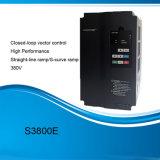 Inversor de alta frecuencia a circuito cerrado VSD del uso VFD del elevador del control de vector