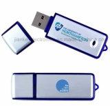 Mecanismo impulsor de encargo del flash del USB de la alta calidad con insignia impreso (102)