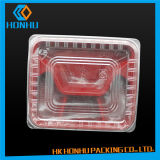 디자인 플라스틱 패킹 쟁반 PVC 상자