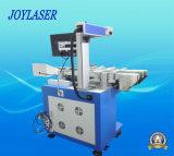 Линия сборки машина ловкой конструкции автоматическая маркировки лазера волокна