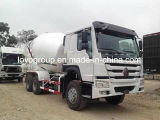 De Vrachtwagens van de Mixer van de Vrachtwagen van de Concrete Mixer van Sinotruck HOWO 6X4