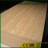 Papel laminado MDF de la melamina para los muebles y la decoración 3-18m m