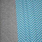 衣類のためのポリエステルまたは綿またはスパンデックスの担保付きファブリック