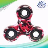 ABS Shell EDC friemelen de Spinner van de Hand van het Stuk speelgoed de Plastic Spinner van de Vinger van de Camouflage
