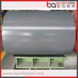 Bobine en acier en acier galvanisée enduite d'une première couche de peinture de Coil/PPGI