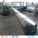 Aufblasbarer Abzugskanal-Ballon/pneumatischer Gummidorn für Abzugskanal-Verschalung