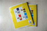 Os livros educam o livro de exercício personalizado da nota dos artigos de papelaria