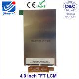 Il profilo quota 51.84 (H) X 86.40 (v) 4.0 '' schermo dell'affissione a cristalli liquidi di Tn TFT
