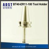 Futter-Klemme-Werkzeughalter der Shenzhen-Fertigung-Bt40-Er11-100 für Drehbank