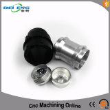 CNC подвергая анодированный алюминий механической обработке 6061 часть электрического двигателя запасная