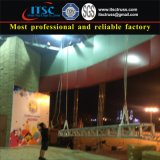 Алюминиевая ферменная конструкция этапа освещения для напольных случаев в рынке Казахстан