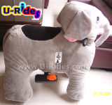 Размер животной езды слона гуляя большой для родителей и малышей совместно