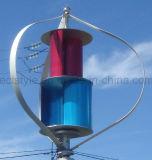 Fabrik-Verkauf, 12V 24V 400W vertikale Mittellinien-Wind-Turbine/Wind-Generator mit Qualität und Cheappest Preis!