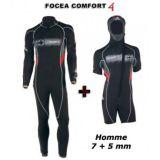 Мокрая одежда Freediving Spearfishing клетки типа Camo неопрена Heiwa Sheico Yamamoto высокого качества открытая с прилипателем., 0