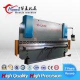 Freno hidráulico de la prensa de la placa de la dobladora del metal de hoja