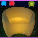 변화 방수 LED 가벼운 의자를 착색하십시오