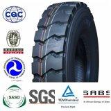 Carro resistente minero de la rueda TBR de la posición del mecanismo impulsor del acoplado del buey (12.00R20)