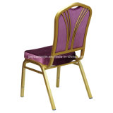 使用されてスタックする結婚式の宴会のイベントのアルミニウム椅子(JY-B23)を