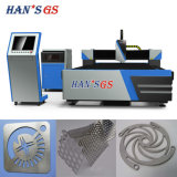 産業機械CNCレーザーのカッター/500W Ipgレーザーの金属のカッター