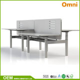 Heiße Verkaufs-moderner Entwurf Electirc Steuerhöhen-justierbarer Schreibtisch