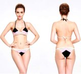 Beachwear Swimsuit Swimwear бикини Swimsuit вязания крючком руки для повелительницы Девушки