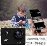 Appareil-photo imperméable à l'eau mini DV d'appareil-photo d'action de HD