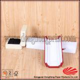 Подушка внутри коробки вахты PU форменный роскоши квадрата кожаный