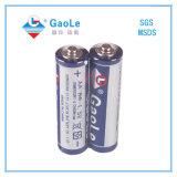 Batterie libre Um-3 (du Mercury aa de R6p 1.5V paquet 2PCS/Shrink)