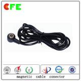 Изготовленный на заказ мужчина 1pin и женские магнитные кабельные соединители