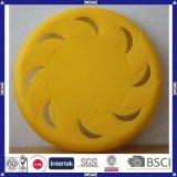 Kundenspezifischer Firmenzeichenund Farbeplastikfrisbee-Ventilator