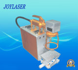 Портативный гравировальный станок маркировки лазера 20W 30W 50W волокна портативный