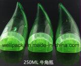 250ml bottiglia di plastica della Vera del &Aloe della bottiglia dello sciampo PETG