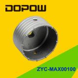 Kits de scie à trous de paroi Maçonnerie de brique SDS Max (100mm 3.94in)