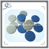 Heißer Verkauf wasserdichte Marke des PPS-Tk4100 Chip-RFID Lanudry für waschendes System