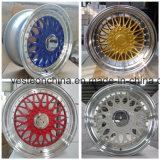 A liga de alumínio roda a borda com 5 furos para o carro (17 '')