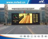 Schermo di visualizzazione esterno intelligente & economizzatore d'energia di Mrled di P8mm di colore completo del LED