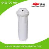Cartouche filtrante simple durable du joint circulaire pp renfermant 10 '' 20 ''