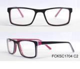 Bunte Kind-ovale optische Rahmen Ultem Brille-Rahmen
