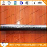 Einkerniges Isolierung Belüftung-Hüllen-kupferner Draht-Schild-Energien-Kabel Leiter-Millivolt-90 Parallelwiderstand-750mcm