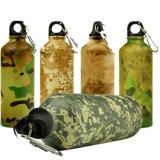Воинский тактический напольный ся классический буфет бутылки воды нержавеющей стали 1.5L конструкции