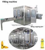 Завершите Vegetable производственную линию машинного оборудования сока питья плодоовощ обрабатывая для бутылки любимчика
