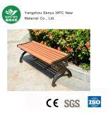 직사각형 WPC 옥외 /Garden 벤치